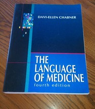 The Language Of Medicine    Cavi Ellen Chabner - $29.97