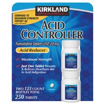 Kirkland Signature Acid Controller 20mg., 250 Tablets - $17.33