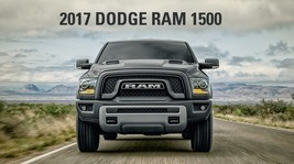 2017 Dodge RAM 1500 front 24X36 inch poster, sports car, muscle car - $18.99