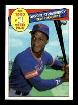 VINTAGE 1985 Topps #278 Darryl Strawberry  EXMT - $6.98