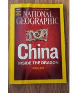 National Geographic China inside the Dragon May 2008 - $4.22