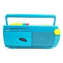 For Repair Vintage Toshiba Bugs Bunny Looney Tunes AM/FM Radio Cassette ... - $25.21