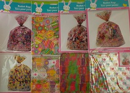 "Easter Basket Bags & Ties 22""x25""x4"", 2 Bags/Pk, Select Theme - $2.99"