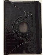 iPad Mini/2 Folding Foil Tablet case Crocodile Texture PU Leather 2 Foli... - $15.67