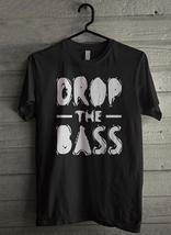 Drop The Bass Men's T-Shirt - Custom (2274) - $19.12+