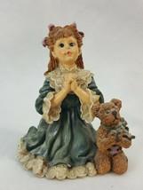 Yesterdays Child Boyds Dollstone Collection, TERESA & JOHN.THE PRAYER 35... - $7.95