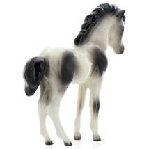 Hagen-Renaker Specialties Ceramic Horse Figurine Pinto Pony Colt Standing image 2