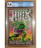 Marvel's Immortal Hulk #16 Shattered Variant CGC 9.8 2019 - $75.00