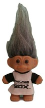 Vintage Russ Berrie Chicago White Sox troll from 1991 stands 6 inches tall - $15.00