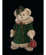 "Bearington Bears ""Decorating the Tree"" 14"" Plush Bear- #1351 - NEW- 2002 - $39.99"