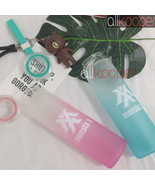 KPOP MONSTA X Water Cup Shine Forever Gradient Glass Bottle Shownu Frost... - $10.99