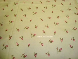 16x16 2 Toss Pillow Cover Sham New Ralph Lauren WOODSTOCK ROSEBUD FLORAL... - $29.95