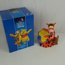 Walt Disney - Tigger & Roo Cookie Biscuit Jar - Winnie the Pooh Family - $24.95