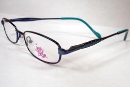 JELLY BEAN 323 Blue Women Girls Kids Children NEW Eyeglasses FrameGlasses - $58.41