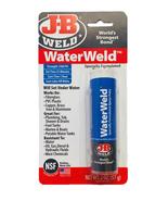 J-B Weld WaterWeld Epoxy Putty, 2 Oz, 25-Min Resist To: Water, Oil, Gas,... - $12.95