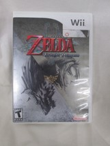 The Legend of Zelda: Twilight Princess (Nintendo Wii, 2006) - $17.63