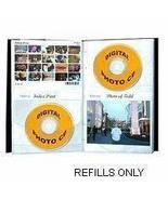 Pioneer Refill Pages for the Digital CD Photo Album. - $4.91