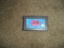 Lizzie McGuire: On the Go (Nintendo Game Boy Advance, 2003) - $4.15