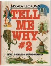 Tell Me Why #2 - Arkady Leokum - HC - 1986 - Grosset & Dunlap - 0-448-22... - $5.39