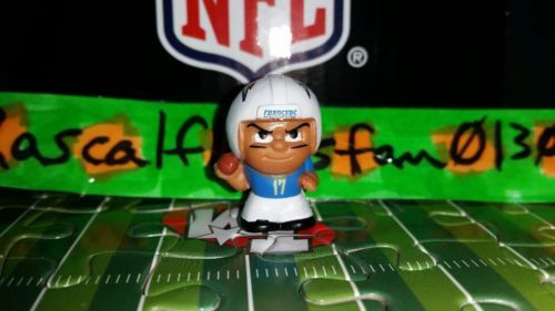 2017 NFL SERIES 6 TEENYMATES PHILIP RIVERS QB FIGURE LOS ANGELES CHARGERS