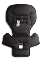 The dark brown seat pad cover for high chair Peg Perego Prima Pappa Best. - $57.00