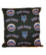 Mets Pillow NY Mets New York Mets MLB Pillow Handmade in USA Met Basebal... - $9.97