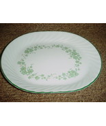 CORELLE CALLAWAY 12.25 INCH OVAL SERVING PLATTER BRAND NEW WITH LABEL FR... - $28.04