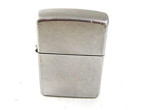 Vintage Silvertone C 11 Cigarette Lighter By ZIPPO 51617 - $12.86