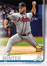 2019 Topps #467 AJ Minter All Star Rookie > Atlanta Braves - $0.99