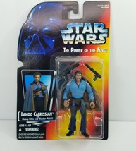 Kenner Star Wars The Power Of The Force Lando Calrissian Action Figure 1995 - $7.19