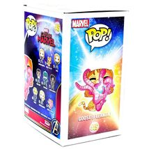 Funko Pop! Captain Marvel Goose Flerken #445 Glow in the Dark Bobble-Head Figure image 4