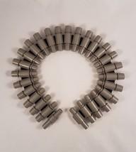 Nerf Machine Gun 25 Round Ammo Belt with 15 Darts Vulcan EBF - $19.79