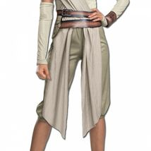 Rey Adult Star Wars Princess The Force Awakens  Costume Size Small image 3