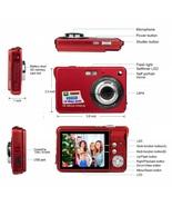 HD Mini Digital Cameras,Point and Shoot Digital Cameras for Kids Teenage... - $152.18