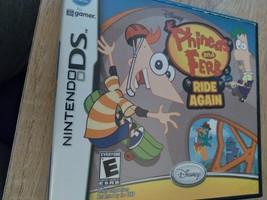 Nintendo DS Phineas And Ferb: Ride Again image 1