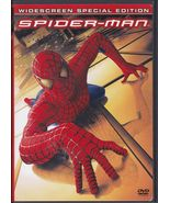 Spider-Man 1, 2, and 3 Widescreen DVD's - $9.99
