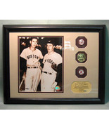 DiMaggio & Williams,  Highland Mint Photomint, ... - $159.99