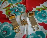 Vintage cuff links tie pin goldtone belt1 thumb155 crop