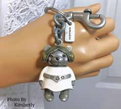 COACH Star Wars Keychain Princess Leia Bear Ltd Bag Charm NWT - $84.15