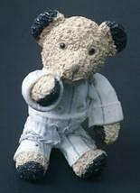Cherished Teddies Adrian Bear In Pajamas Figurine #125725 Teddy Animal  - $13.85