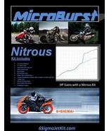 CPI Oliver City Scooter GTR 50 cc 125 cc 4 NOS Nitrous Oxide Kit & Boost... - $89.50