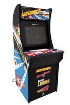 Arcade Game Asteroids Machine Color LCD Screen Iconic Retro Video Home G... - $418.98