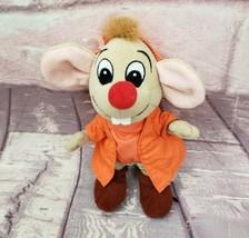 "Disney Cinderella Jaq the Mouse 8"" Beanbag Plush - $6.64"
