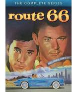 Route 66: The Complete Classic TV Series [DVD Set New]  - £80.54 GBP