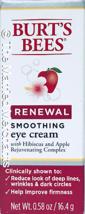 Burt's Bees Renewal Firming Eye Cream 0.58 oz Free US Ship 7/2021 FRESH! - $8.99