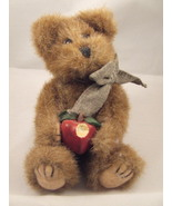Boyd Bear with Apple Archive Series Tags - $6.95