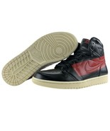 Nike Air Jordan 1 Retro High OG Sz 10.5 Defiant Couture Black Red Chicag... - $299.95