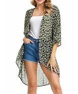 Kate Kasin Women's Swimwear Swimsuit Cover UPS Plus Size Short Loose Bea... - $17.16