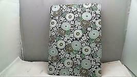 Anna Sui - Folio Hard Case for Apple iPad and iPad Air 1- Green Floral - $6.85