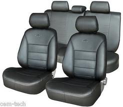 for HONDA CIVIC 5  1991-1997 sedan SEAT COVERS PERFORATED LEATHERETTE  - $173.25